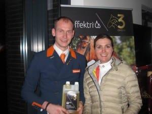 Diederik van Silfhout en Emmelie Scholtens