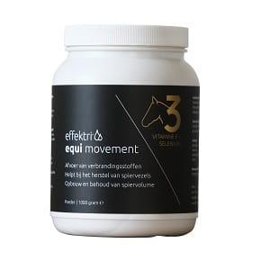 Vitamine E + Selenium voor uw paard