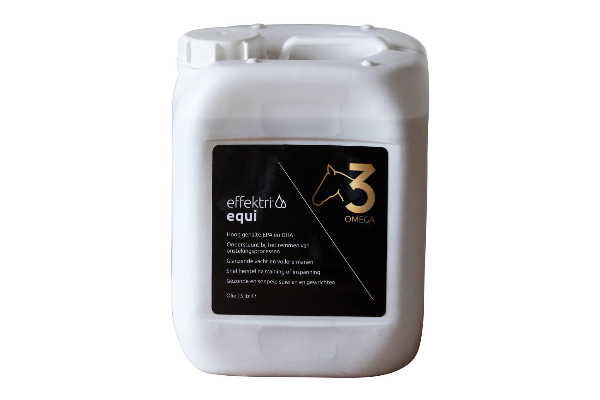 Effektri Equi 5 liter jerrycan